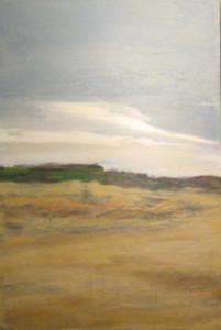 Dunes triptych 2010 left
